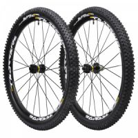 "Zapletená kola MAVIC CrossRide Disc UST 27,5"" 15/12mm / WTS Quest 2,4"" - PÁR"