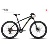 "Kolo MTB GHOST Kato 7 27,5"" black/green/red"