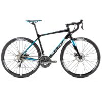 Kolo MTB Giant Contend SL 2 Disc MRD 2017 black