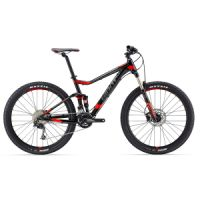 Kolo MTB Giant Stance 2 2017 black/red