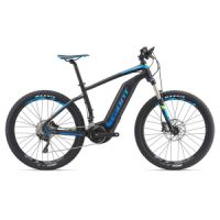 Elektrokolo Giant Dirt-E+ 1 2018 Black/Blue/Green