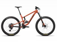 "Kolo MTB Santa Cruz Nomad A S 27,5"" orange/carbon"