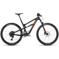 "Kolo MTB Santa Cruz Hightower C R 29"" matte carbon/orange"