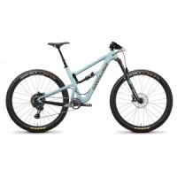"Kolo MTB Santa Cruz Hightower C R 29"" skye blue/gold"