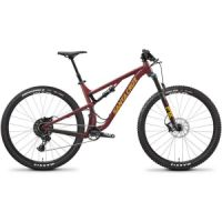 "Kolo MTB Santa Cruz Tallboy A R 29"" oxblood/tan"
