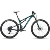 "Kolo MTB Santa Cruz Tallboy A R 29"" forest green/baby blue"