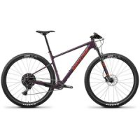 "Kolo MTB Santa Cruz Highball C R 29"" eggplant/sunset"