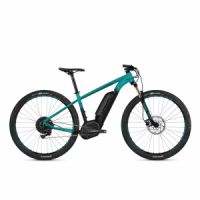 "Elektrokolo MTB 29"" Ghost Hybride Teru B4.9 blue / jet black / shadow blue"
